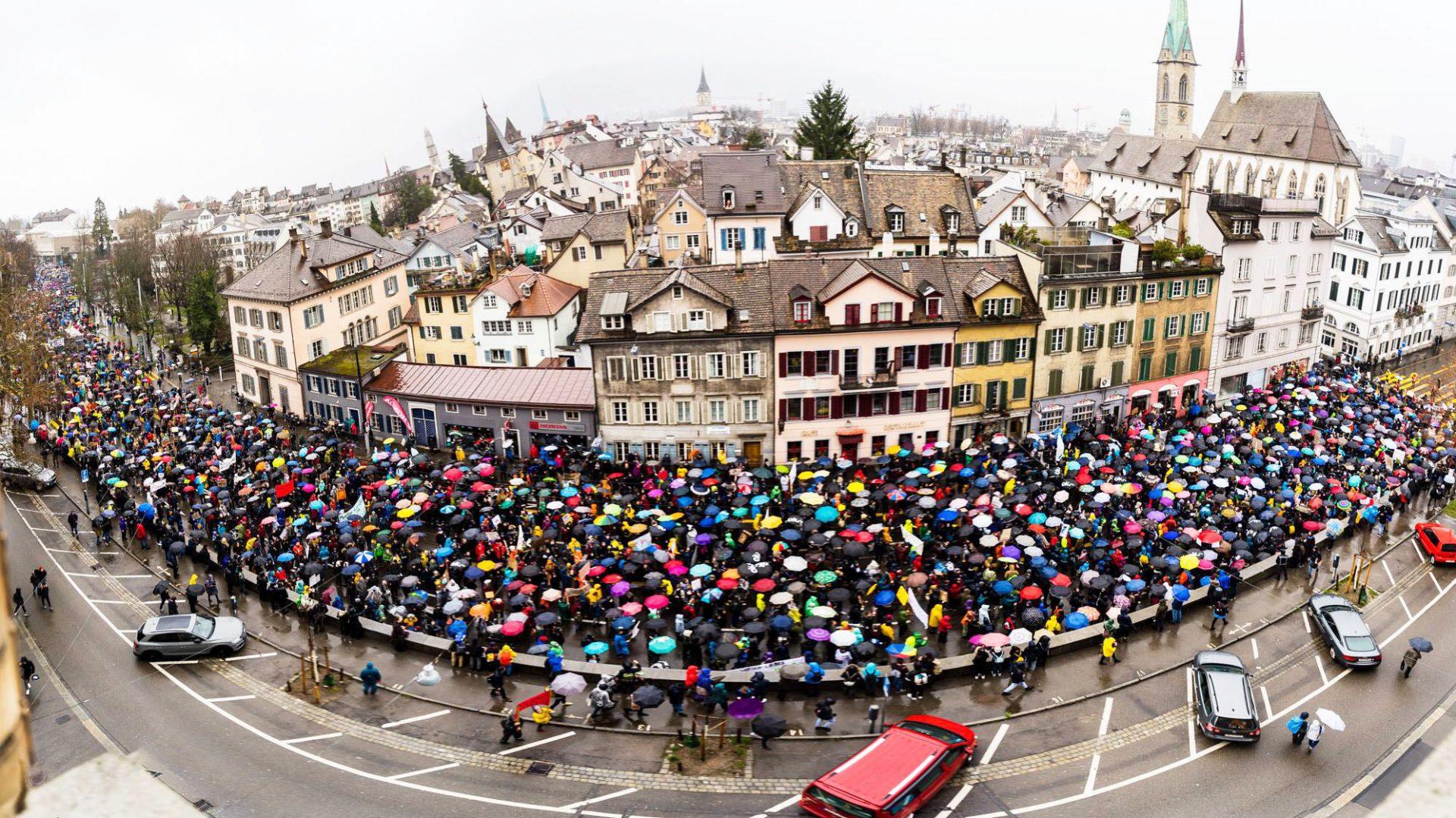 Klimastadt Zürich